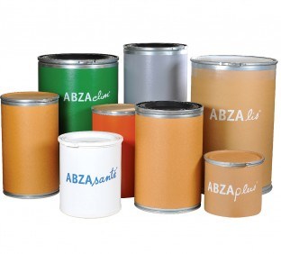 The full range of Abzac drums