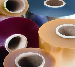 Les tubes carton pour l'industrie du film plastique